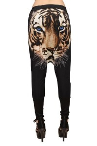 ELLAZHU-Oversized-Baggy-Harem-Hippie-Tiger-Pants-Trouser-Onesize-GM10-0
