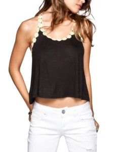 FULL-TILT-Daisy-Trim-Womens-Crop-Tank-0