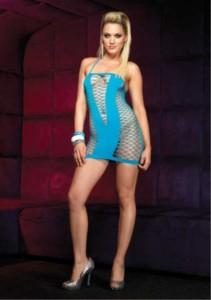Leg-Avenue-Womens-Seamless-Fence-Net-Mini-Dress-0