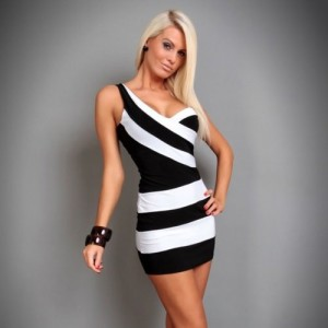 Vktech-Girl-Sexy-Mini-Tight-Dress-Party-Evening-G-string-Style-D-0