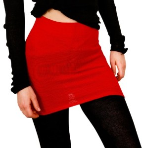 Yoga-Dance-Stretch-Knit-Skirt-High-to-Low-Rise-Perfect-Over-Tights-After-Class-0