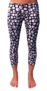 Onzie-Womens-Skull-Capri-Yoga-Legging-0
