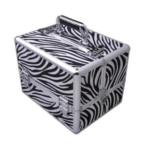 Large-Zebra-Design-Aluminum-Frame-Beautiful-Pro-Train-Cosmetic-Makeup-Artist-Case-22-Extended-Large-Compartment-Storage-Trays-Handle-Strap-Velvet-Int.-Beauty-Travel-Box-0