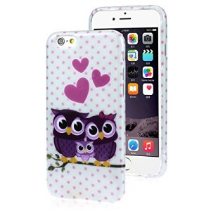 Suppion-Cute-Polka-Dot-Owl-TPU-Skin-Back-Case-Cover-for-Iphone-6-6g-4.7-Inch-0